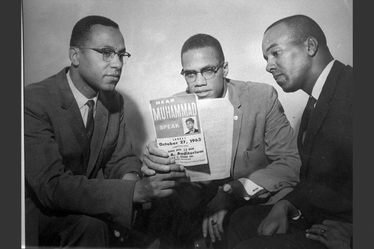 malcolm x brother jesse blog no the nation of islam didn t kill malcolm x